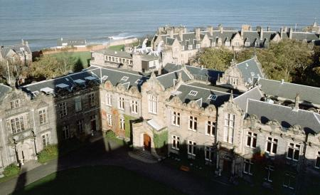 View of The University of St Andrews