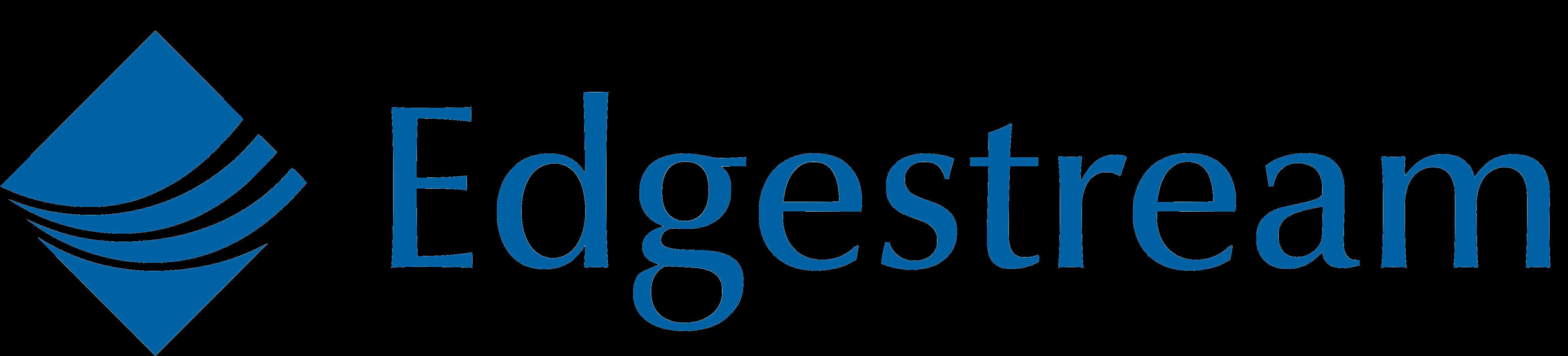 Edgestream logo