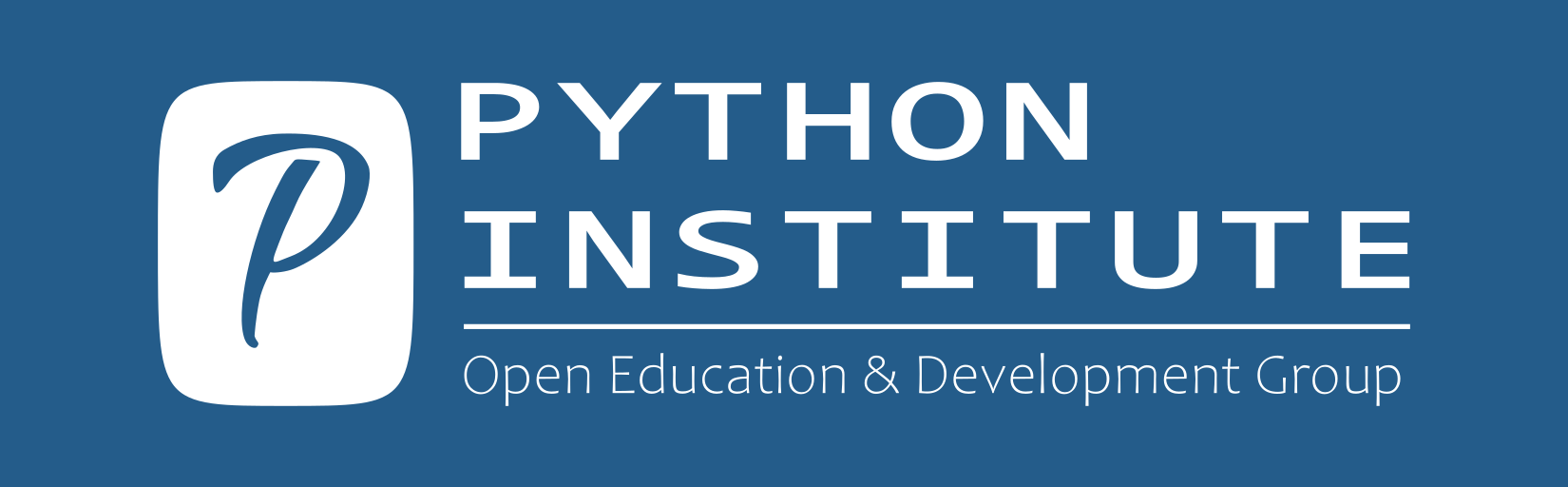 OpenEDG Python Institute logo