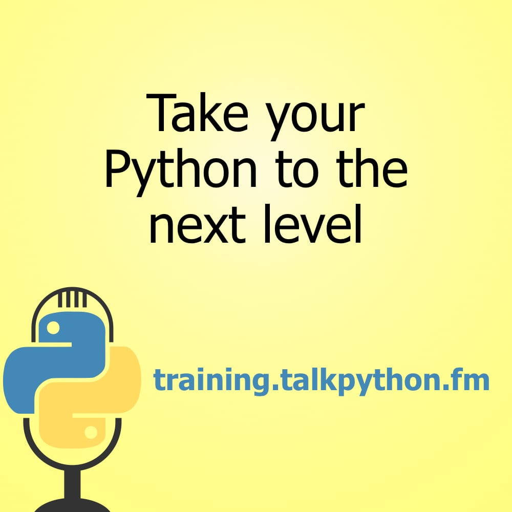 Talk Python Training Logo