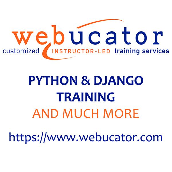Webucator Logo